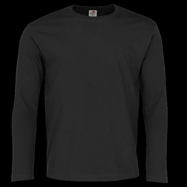 Comfort Langarm T-Shirt 185
