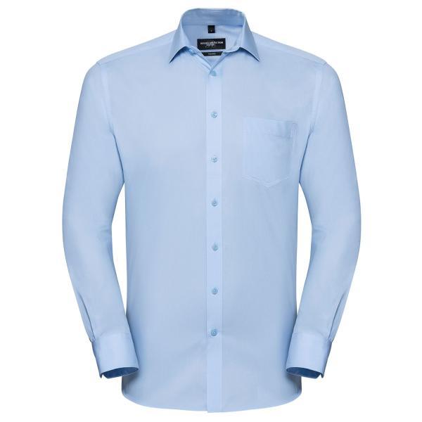 Coolmax® Hemd – Langarm