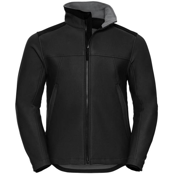 Workwear Softshell-Jacke