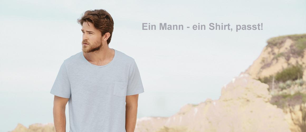 Herren T-Shirts 👕 und Poloshirts günstig online kaufen   bedrucken lassen ebb59b1f87