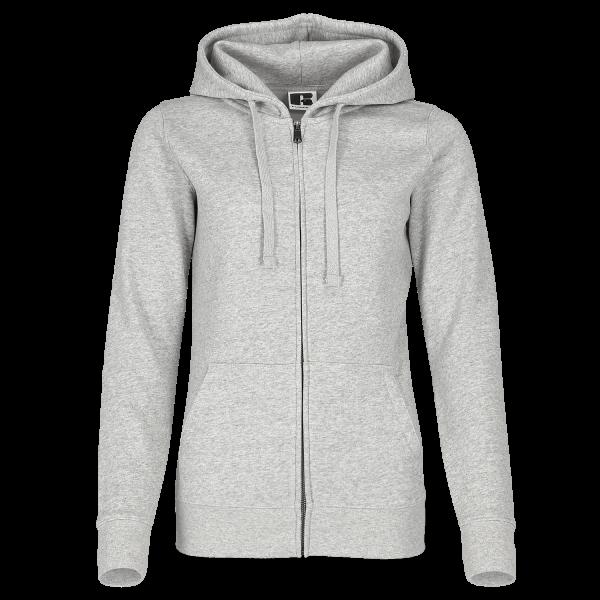 Damen Authentic Zipped Hood Jacket