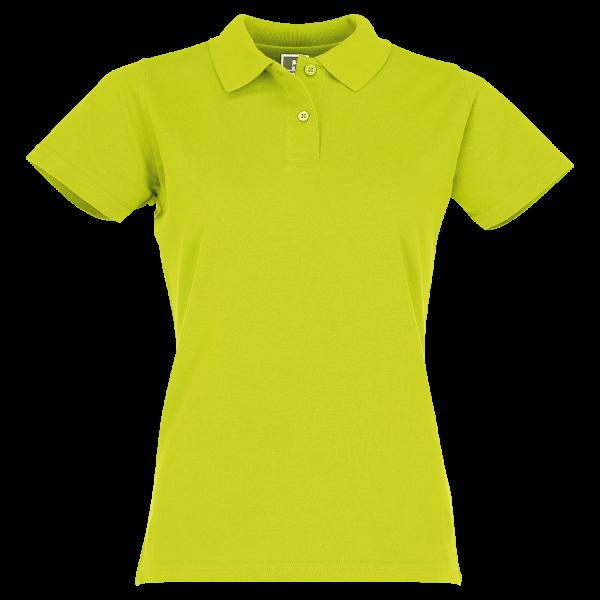 Damen Classic Baumwoll-Polo