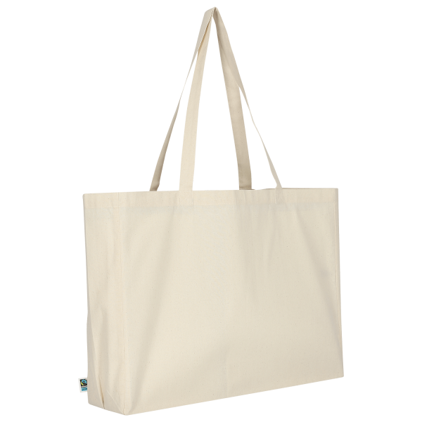 Texxilla Cotton-Shopper aus Fairtrade-Baumwolle