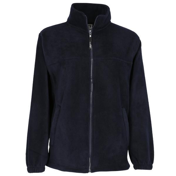 Full Zip Fleece Jacke