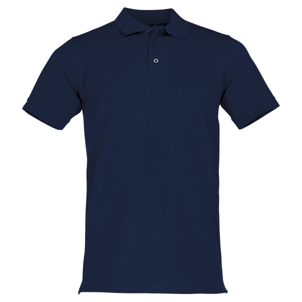 Tailliertes Stretch Polo