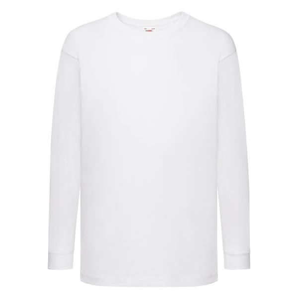 Kids Valueweight Long Sleeve T-Shirt