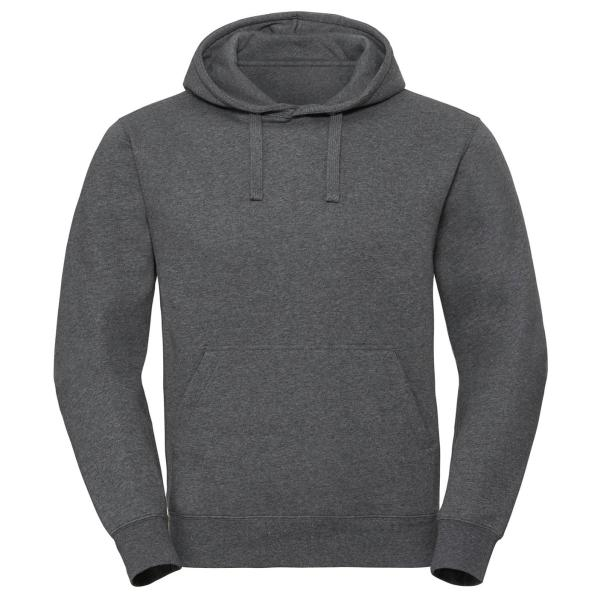 Herren Authentic Melange Hooded Sweat