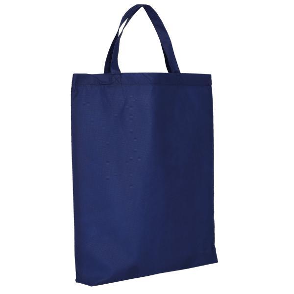PP-Tasche Classic mit 2 kurzen Henkeln und Bodenfalte
