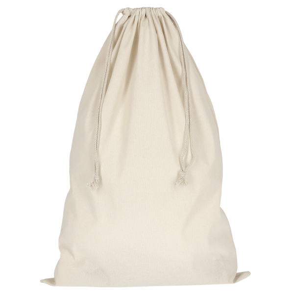 Texxilla Zuziehbeutel aus Baumwolle, 50 x 75 cm