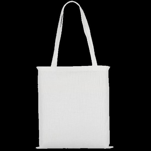 Texxilla Recycling-Tasche mit zwei langen Henkeln
