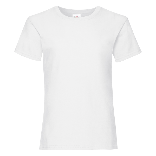 Girls Valueweight T-Shirt